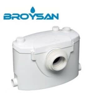 Broysan Planus Macerator Problems London Help FAQ