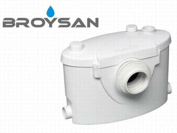 Approved Broysan Planus Macerator service engineer.